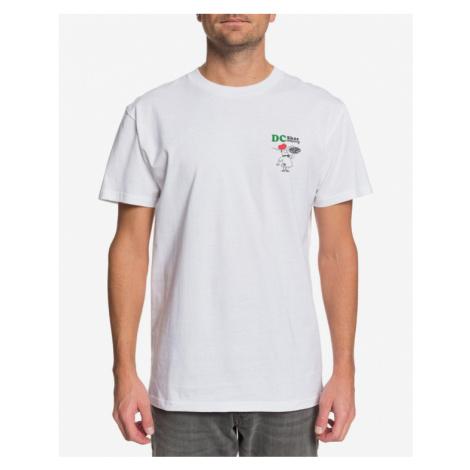DC We Hot Since 94 T-Shirt Weiß