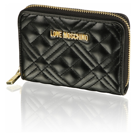 LOVE MOSCHINO New shiny quilted