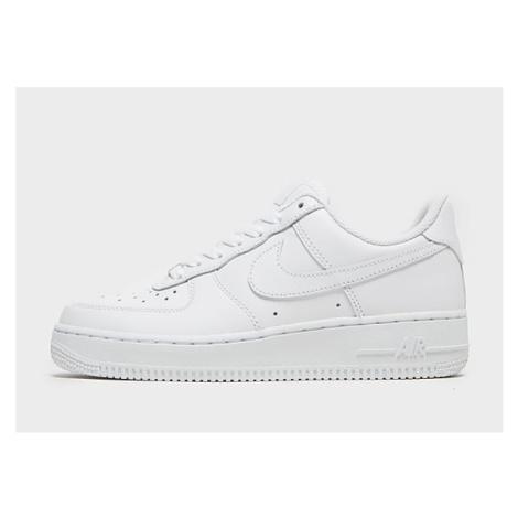 Nike Air Force 1 Lo Damen - White/White - Damen, White/White