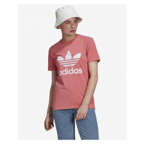 adidas Originals Adicolor Classics Trefoil T-Shirt Rosa