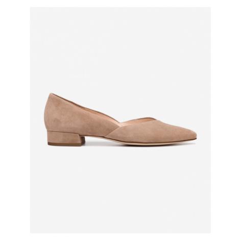 Högl Schuhe mit Hacken Braun Beige