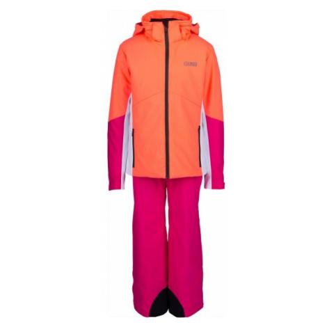 Colmar JR.GIRL 2-PC-SUIT rosa - Kinder Skikombination