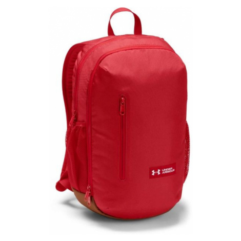 Under Armour UA ROLAND BACKPACK rot - Rucksack