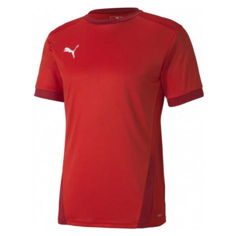 Puma TEAM GOAL 23 rot - Herren Sportshirt