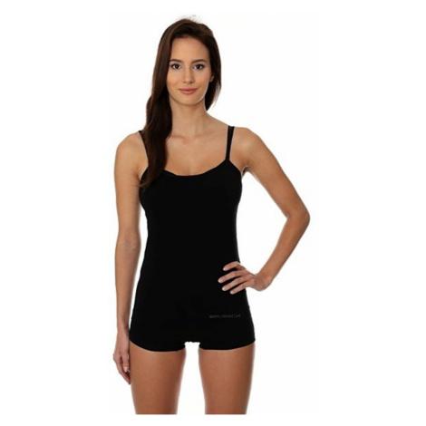 Damen Top & Unterhemd 00210 Camisole black Brubeck