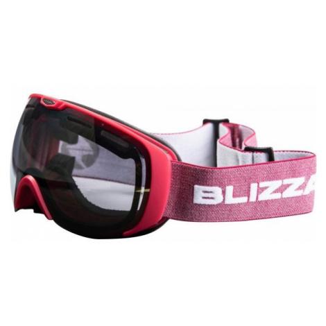 Blizzard 921 MDAVZSO rot - Skibrille