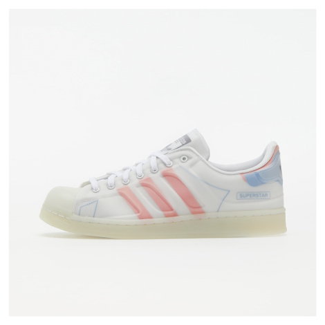 adidas Superstar Futureshell Ftwr White/ Semi Solar Red/ Bright Blue