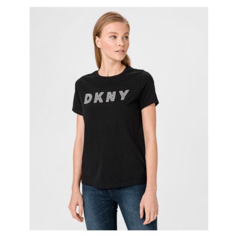 DKNY T-Shirt Schwarz