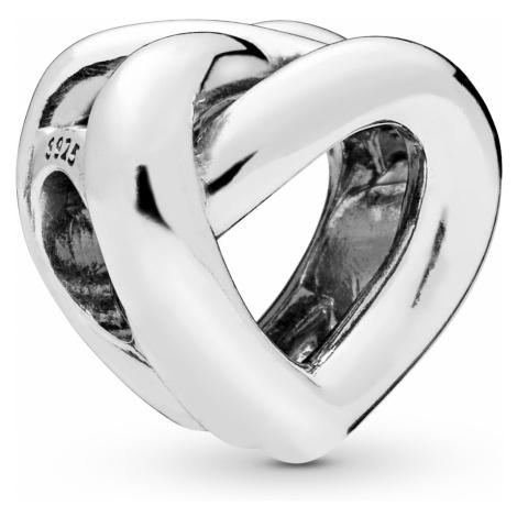 Pandora 798081 Charm Knotted Heart