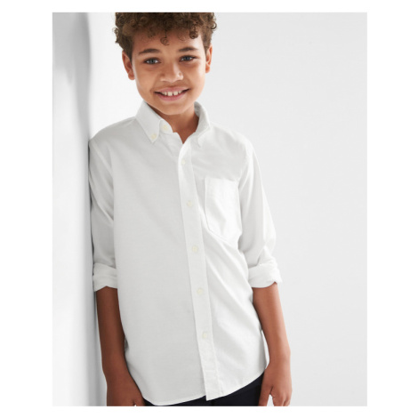 GAP Hemd Kinder Weiß