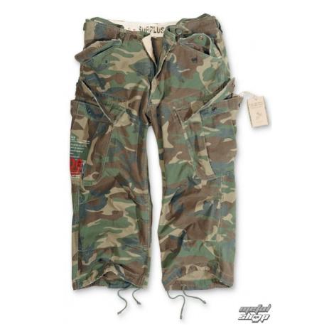 Männer 3/4 Shorts SURPLUS - Vintage - Woodland - 05-5597-62 XXL