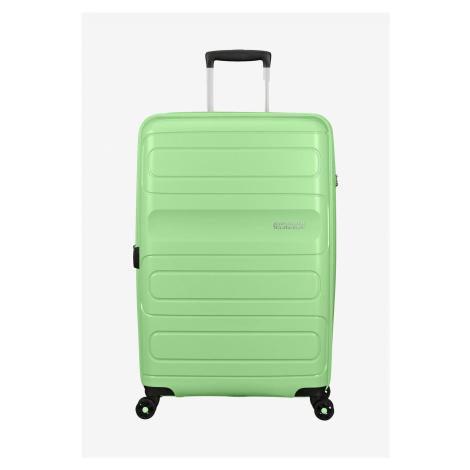 American Tourister Sunside Spinner Neo Mint S (55 cm) Handgepäck Koffer