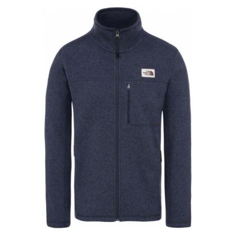 The North Face GORDON LYONS FZ dunkelblau - Sweatshirt für Herren