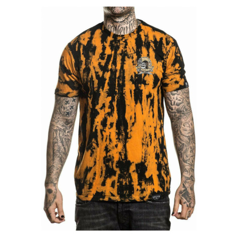 Hardcore T-Shirt Männer - ORANGE CRUSH - SULLEN - SCM2665_BAPC M