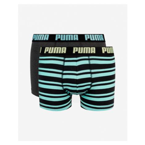 Puma Boxerky 2 St. Blau Grau