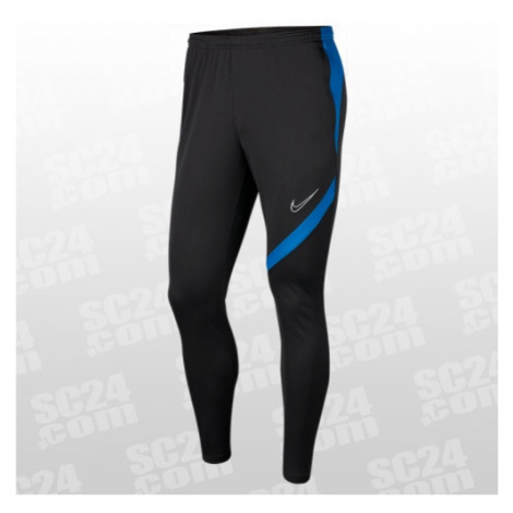 Nike Dry Academy Knit Pant KPZ grau/blau Größe XL