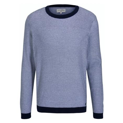 Blaue pullover für herren