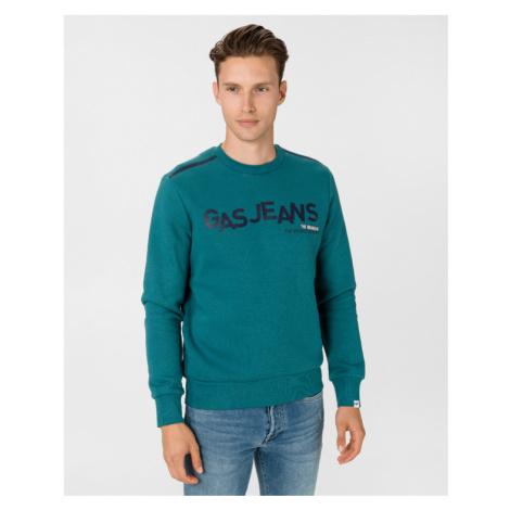 GAS Sven/S Sweatshirt Grün