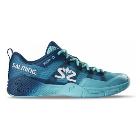 Schuhe Salming Kobra 2 Shoe Men Marine / Blau