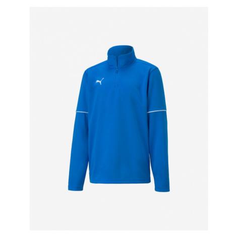 Puma Sweatshirt Kinder Blau
