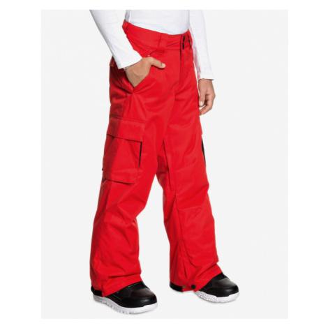 DC Banshee Kids Trousers Rot