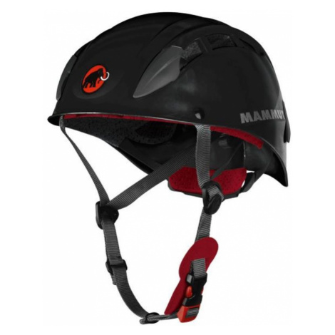 Bergsteigen Helm Mammut Skywalker 2 black