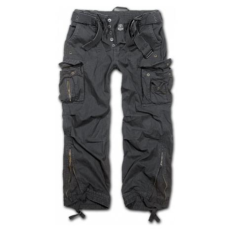 Herren Hose BRANDIT - Royal Vintage Trouser Black - 1002/2 XXL