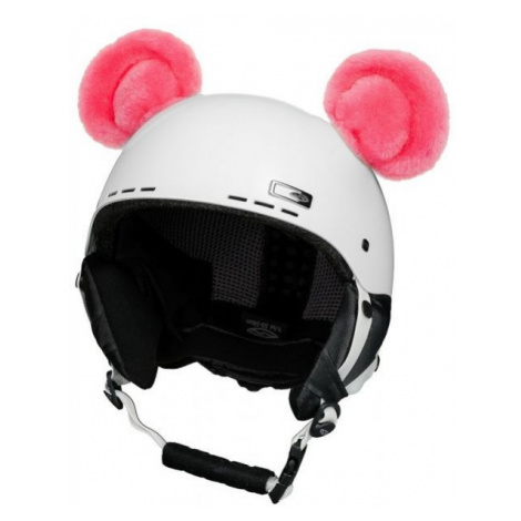 Crazy Ears BÄRCHEN gelb - Aufsätze für den Helm