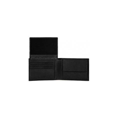 Piquadro 'Pulse Plus', 9 cm, Brieftasche, nero (PU1392P15S/N)