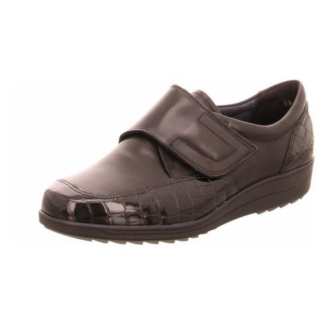 Damen Ara Komfort Slipper schwarz