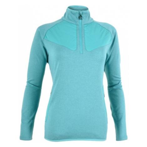 Damen Sweatshirt Silvini CERRO WJ1109 türkis ozean