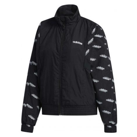 adidas W FAV TT WV schwarz - Damenjacke