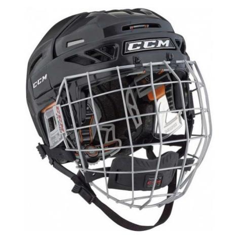 CCM FITLITE 3DS COMBO JR schwarz - Eishockeyhelmfür Kinder