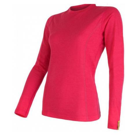 Damen T-Shirt Sensor MERINO WOOL ACTIVE magenta 16200118