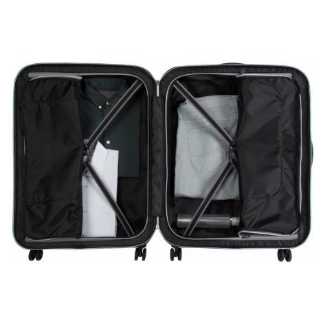 Graue reisekoffer für damen