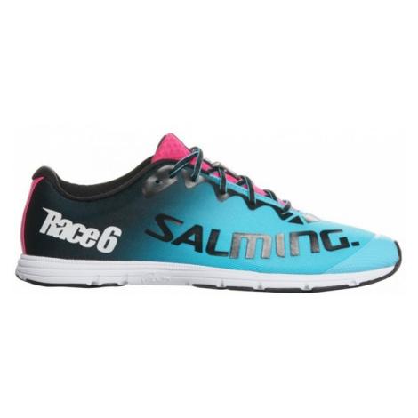 Schuhe Salming Race 6 Women Blue Atoll