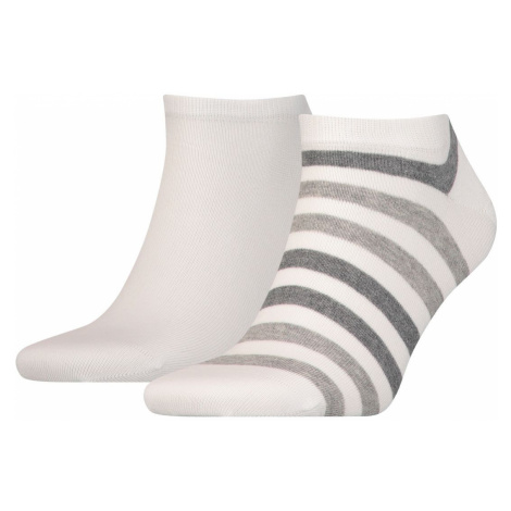 Tommy Hilfiger Herren Sneaker Socken Duo Stripe 2er Pack