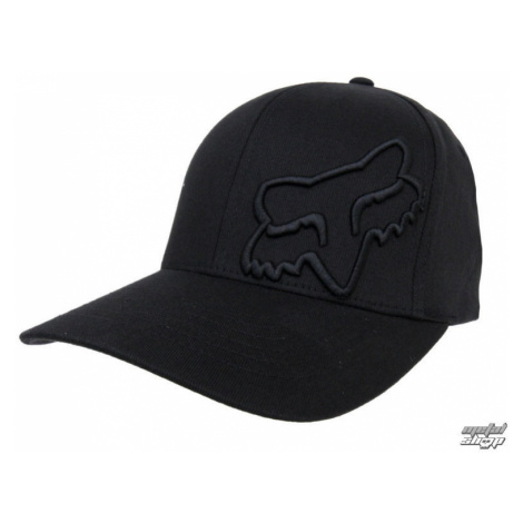 Basecap FOX - Flex 45 - BLACK XS/S