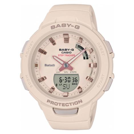Casio Chronographen: BSA-B100-4A1ER