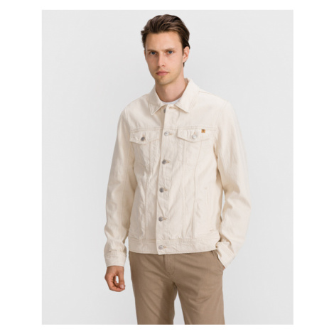 Tom Tailor Denim Jacke Weiß