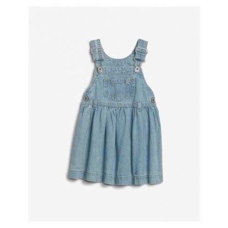 GAP Šaty mit Latz Kinder Blau