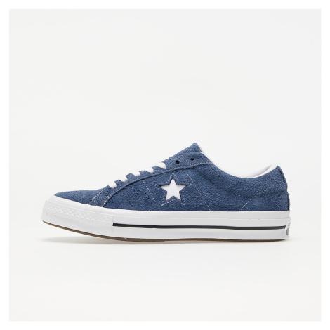 Converse One Star OX Navy/ White/ White