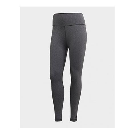 Adidas Believe This 2.0 7/8-Tight - Dark Grey Heather - Damen, Dark Grey Heather