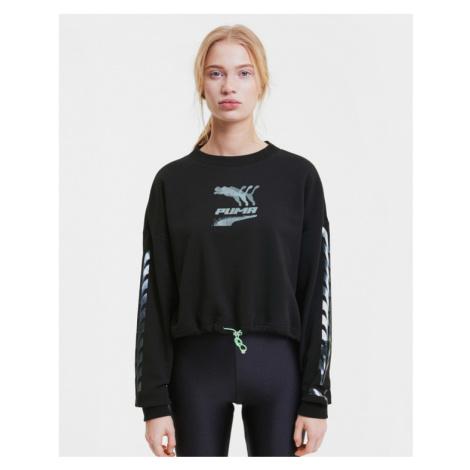Puma Evide Crew Sweatshirt Schwarz