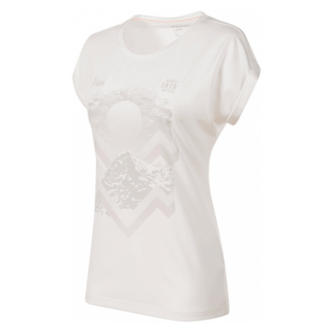 Damen T-Shirt Mammut Mountain T-Shirt Women (1017-00962) bright white