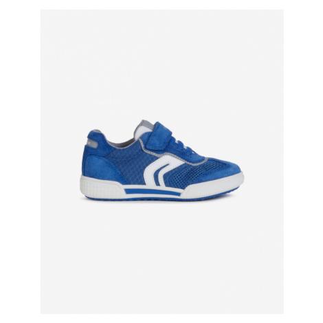 Geox Poseido Kinder Tennisschuhe Blau
