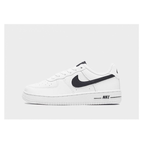 Nike Air Force 1 '07 LV8 Kleinkinder - White/Black - Kinder, White/Black