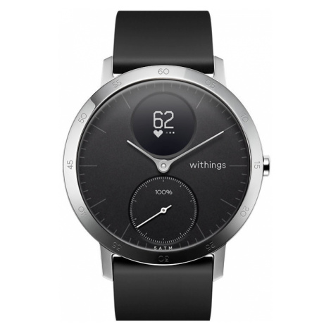 Withings Smartwatch HWA03b-40 black W2