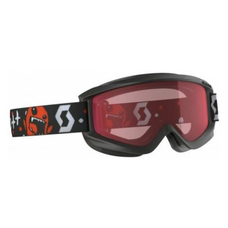 Scott JR AGENT schwarz - Kinder Skibrille