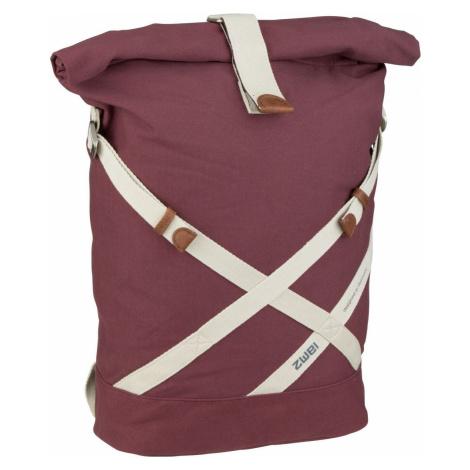 Rote elegante rucksäcke für damen